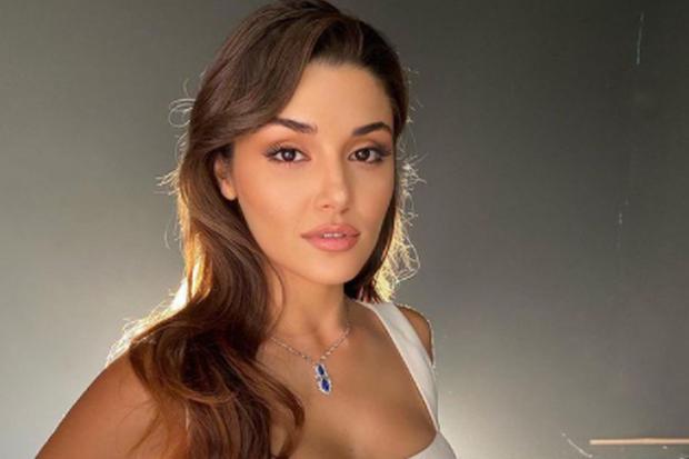 L'actrice Hande Erçel est l'un des visages de la Turquie qui a traversé les frontières et qui a conquis l'Europe (Photo: Instagram / Hande Erçel)