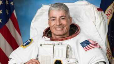 L'astronaute De La Nasa Mark Vande Hei Pourrait Passer Un