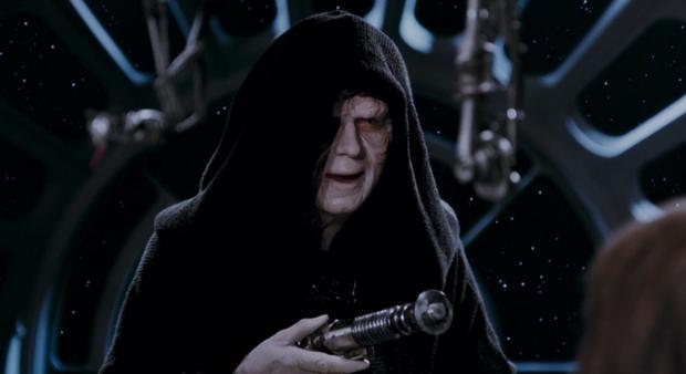 L'empereur Palpatine a également été révélé comme le parent légitime de Rey (Photo: Lucasfilm)