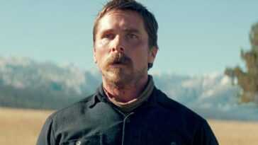 Le Film D'horreur Gothique De Christian Bale The Pale Blue