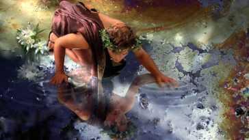 Le Mythe Du Narcisse Met En Garde Contre Les Risques