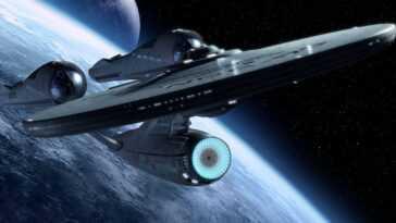 Le Nouveau Film Star Trek Vient De L'écrivain Discovery Kalinda