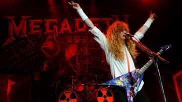 Le Nouvel Album De Megadeth Est Presque Terminé, Selon David