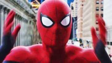 Le Plus Récent Costume De Spider Man Est Présenté Dans Les