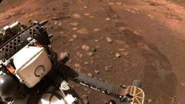 Le Rover Perseverance De La Nasa Réalise Un Essai Routier