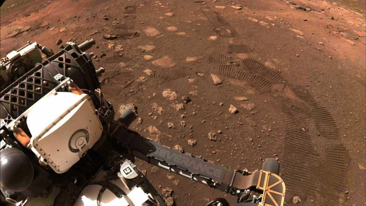 Le rover Perseverance de la NASA réalise un test de 21 pieds et obtient une mise à jour logicielle pour l'exploration de Mars