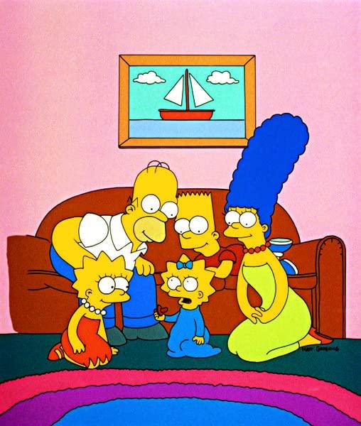 Les Simpsons sont de la famille la plus aimée.  Photo: (IMDB)