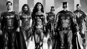 Les Affiches Justice League De Zack Snyder Rassemblent L'équipe Ultime