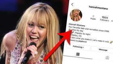Les Fans De Hannah Montana Sont Convaincus Qu'elle Revient Pour