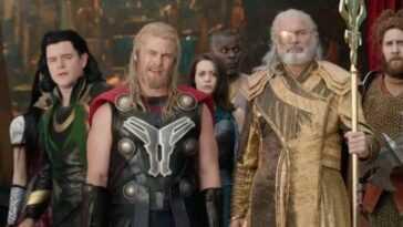 Les Nouvelles Photos De Thor 4 Set Confirment Le Retour