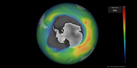 Trou d'ozone 2020