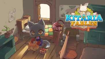 Action RPG Farming Simulator Kitaria Fables Release Platforms Announced