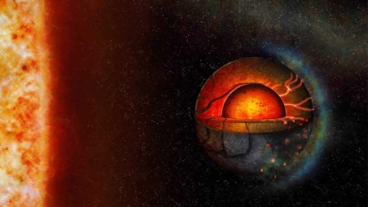 Les Premiers Océans Magmatiques De La Terre Détectés Dans Les