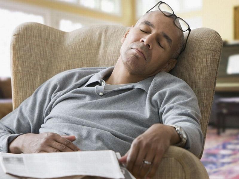 Les siestes de jour sont si efficaces