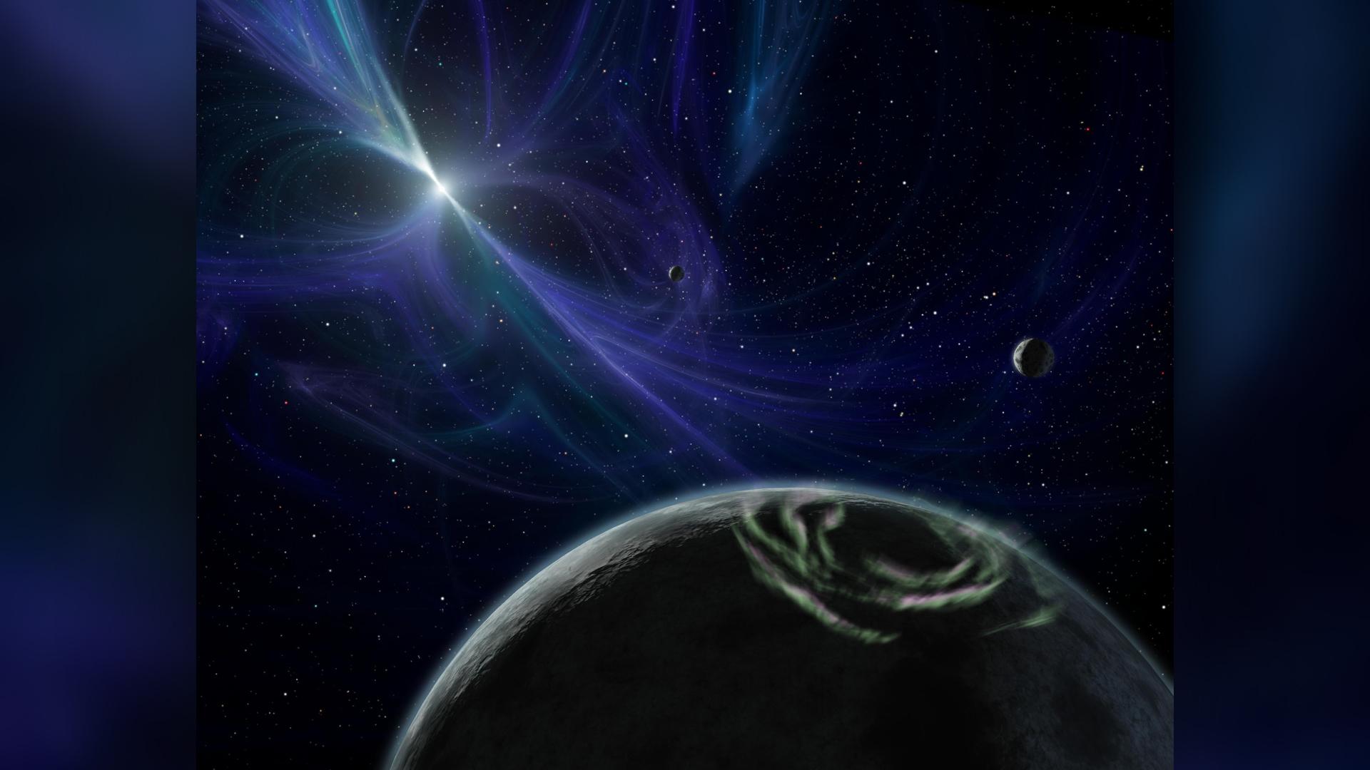 Arecibo a repéré les premières exoplanètes confirmées autour du pulsar PSR 1257 + 12, lors d'une étude du ciel en 1992.