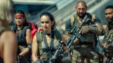 L'image Du Teaser De L'armée Des Morts De Zack Snyder