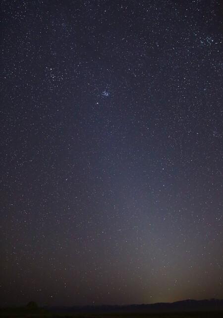 Lumière zodiacale Nasa 01