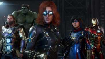 Marvel's Avengers Dev double le niveau de progression Nerf