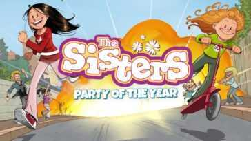 Microids Announces Family-Friendly Party Game The Sisters: Party Of The Year