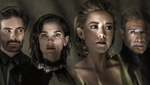 La famille Carranza.  (Photo: Netflix)