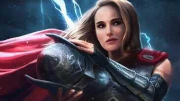 Natalie Portman Se Transforme En Le Puissant Thor Dans New