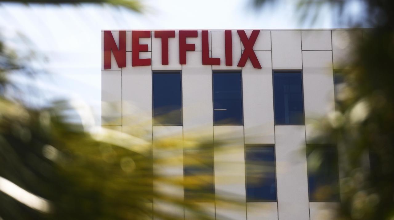 Le bâtiment Netflix à Los Angeles.  Photo: (Getty)