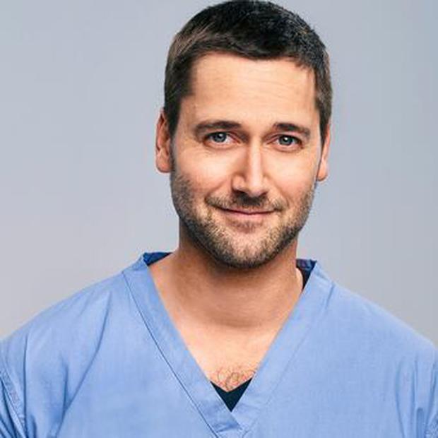 Dr Max Goodwin - Ryan Eggold (Photo: NBC)