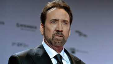 Nicolas Cage se marie pour la 5e fois: `` C'est vrai, et nous sommes très heureux ''