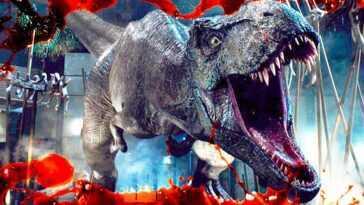 Nous Avons Besoin D'un Jeu Vidéo Jurassic Park Survival Horror