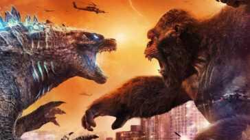 Nouveau Godzilla Vs. Kong Footage Est Diffusé Aux Côtés De