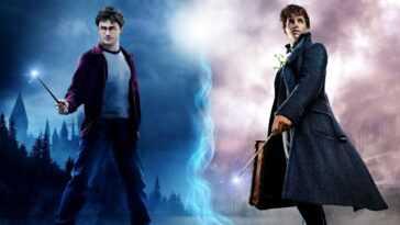 Nouveaux Films Et émissions De Télévision Harry Potter Taquinés Par