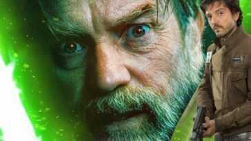 Obi Wan Kenobi D'ewan Mcgregor Revient Dans Rogue One Prequel Andor