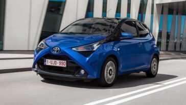 Officiel. Le Successeur De Toyota Aygo Avec La Plate Forme Yaris
