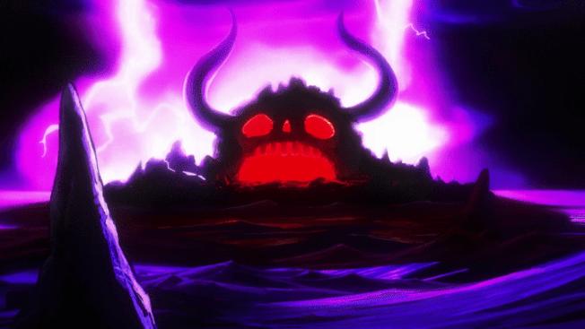 One Piece - Attaque d'Onigashima