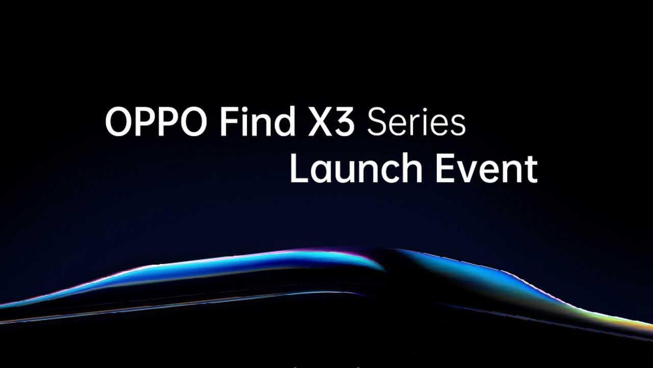 Oppo Find X3, Find X3 Pro sera lancé aujourd'hui à 17 h IST dans le monde: comment le regarder en direct