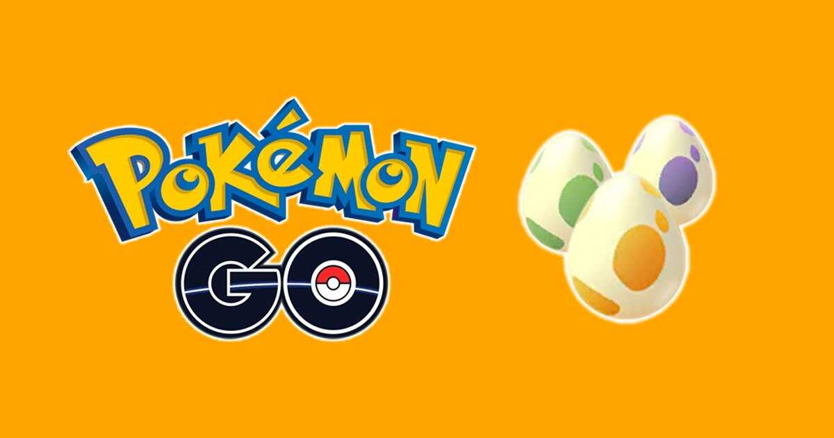 Œufs Pokémon GO