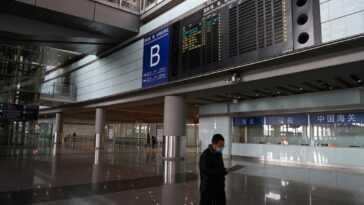 Pourquoi La Chine Propose T Elle Aux Voyageurs Des Tests Anaux Pour