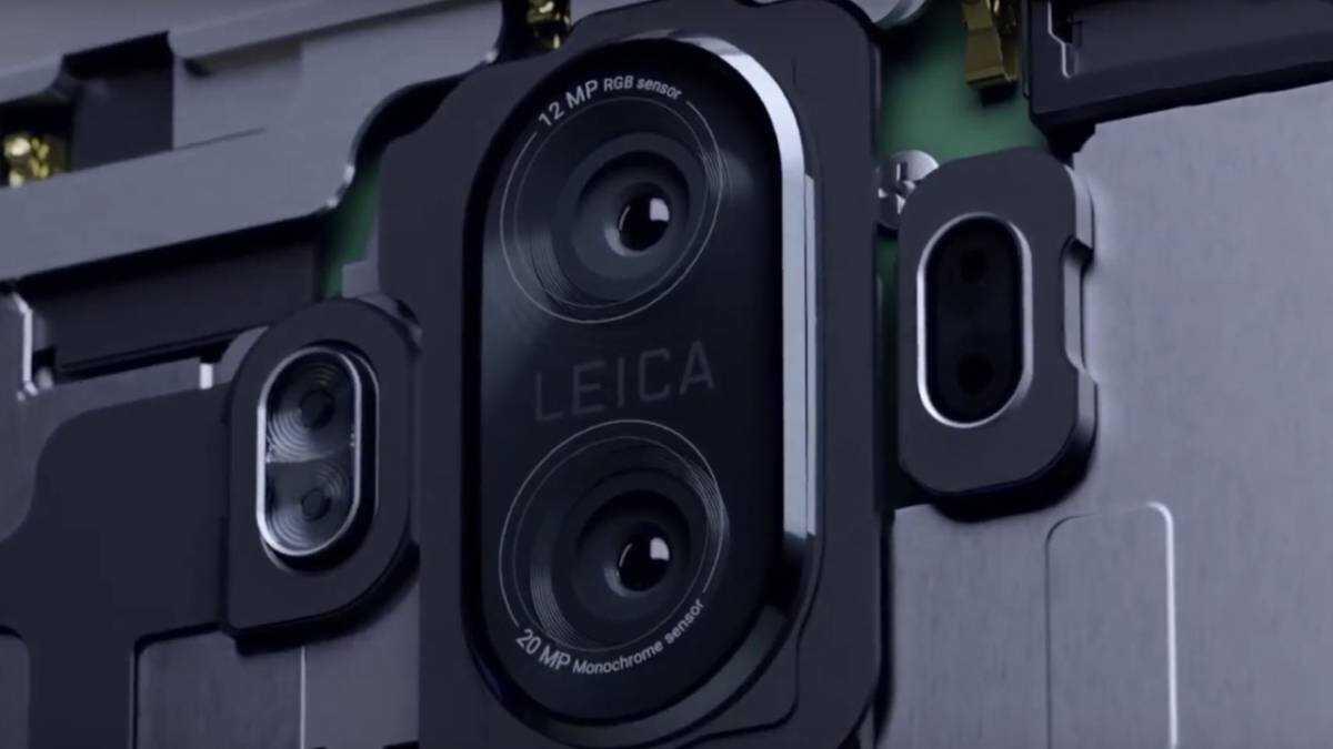 Les mégapixels ne sont pas la chose la plus importante dans un appareil photo mobile