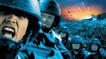 Présentation De L'émission Télévisée Starship Troopers Partagée Par La Star