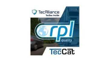 Produits Rpl Quality Disponibles Dans Les Catalogues Tecdoc Et Teccat