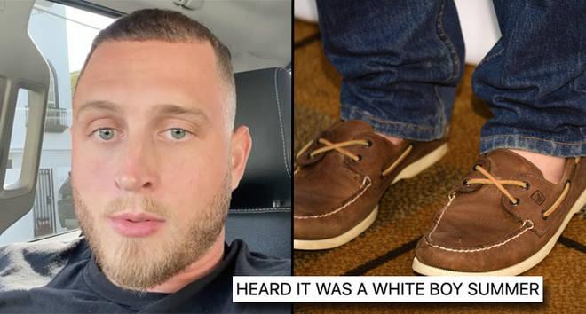 Qu'est-ce que White Boy Summer?