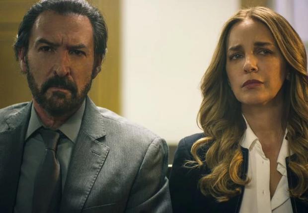 Mariana est celle qui a de nombreuses raisons entre les mains de vouloir que Sara ne reste pas en vie.  (Photo: Netflix)
