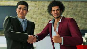 Rappel: Yakuza: comme un dragon bat la PS5 cette semaine