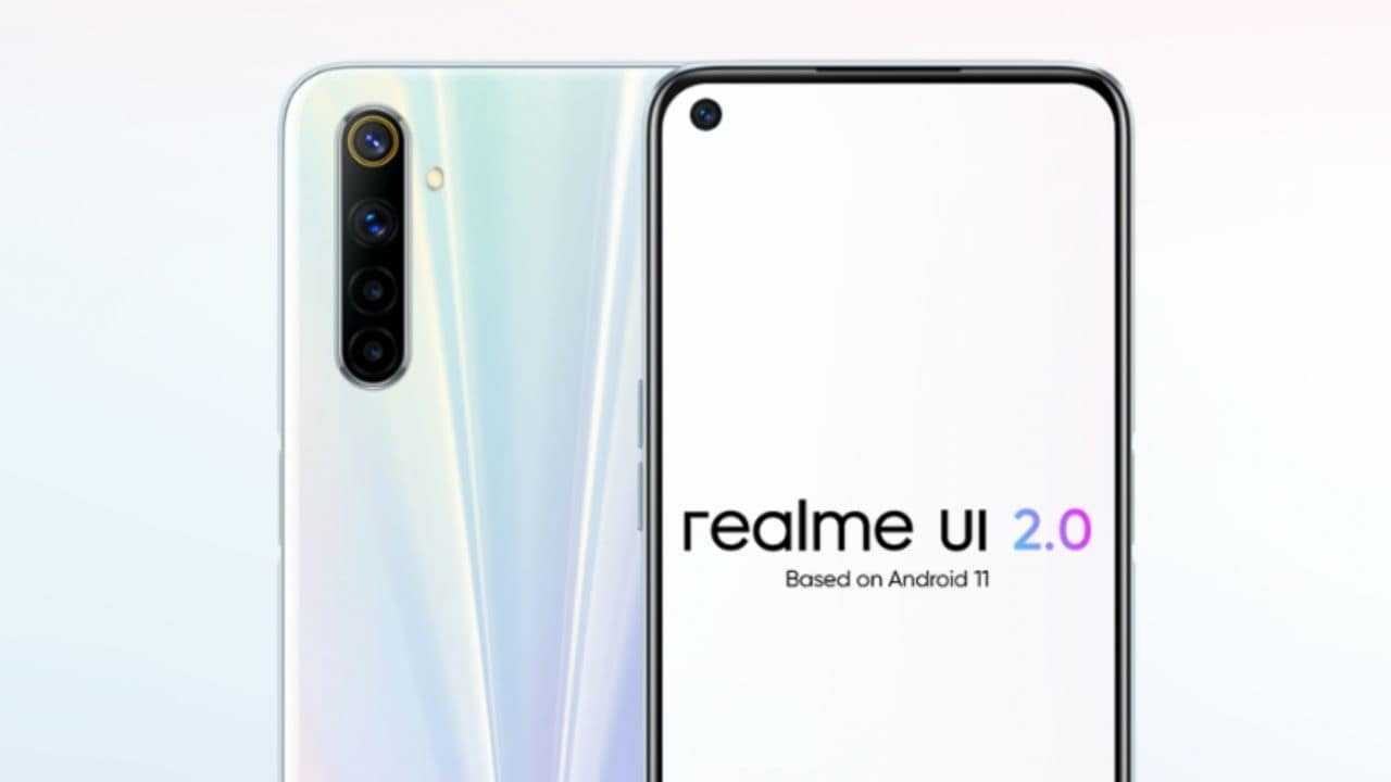 Realme 6i et Narzo 10 commencent à recevoir un accès anticipé à la mise à jour Realme UI 2.0