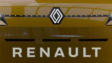 Renault A également Un Nouveau Logo Qui S'inspire Du Passé