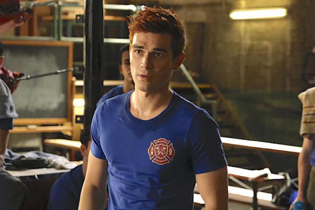 Archie a décidé de rouvrir la caserne des pompiers de Riverdale (Photo: The CW)