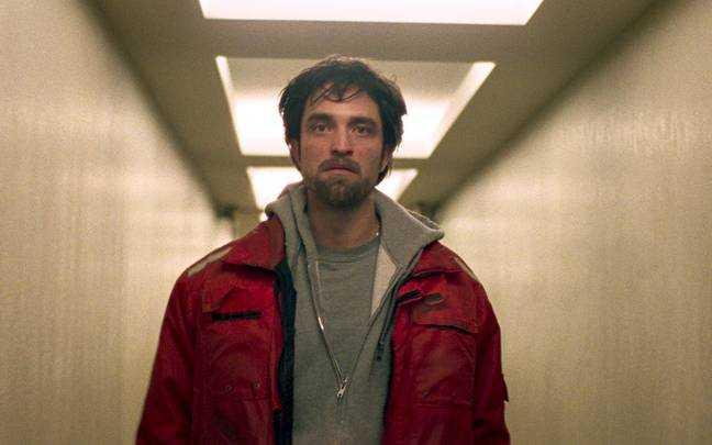Robert Pattinson dans Good Time.  Crédit: A24