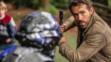 Ryan Reynolds Partage Un Aperçu Du Projet Adam De Netflix