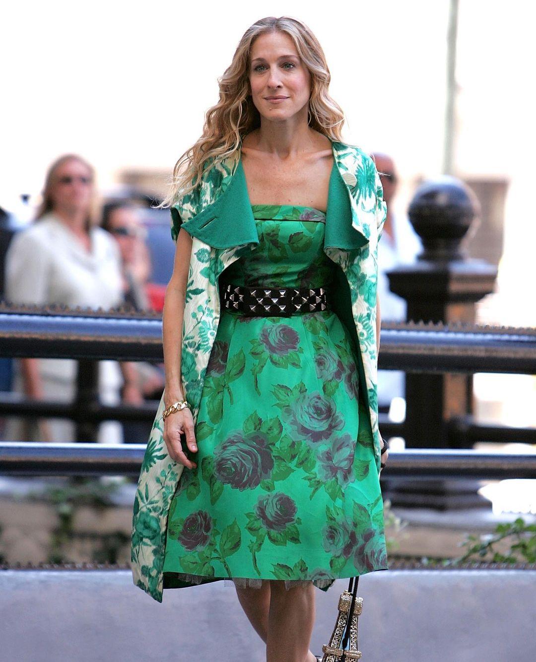 Sarah Jessica Parker possède de grands styles.