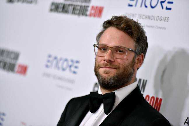 Seth Rogen opened up about Snoop Dogg's unorthodox creative process.  Credit: PA